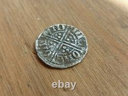 1216 -1247 Henry III Long Cross Hammered Silver Penny R07CC