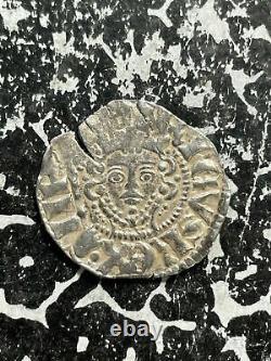 (1247-1272) Great Britain Henry III Long Cross Penny Lot#JM2615 Silver