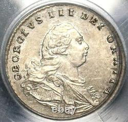 1792 PCGS MS 62 George III Great Britain Penny Wire Money Silver Coin 21020902C