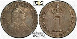 1800 Great Britain One 1 Penny PCGS XF45 Beautiful Ancient Low Population Coin
