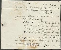 1840 Aug Penny Black on Cover P7 DA SENT FROM LIVERPOOL TO NORTHWICH