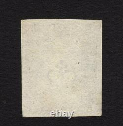 1840 GB QV 1d Penny Black SG2 Plate 1b. Mint mounted, Position (QL) Cat £16000