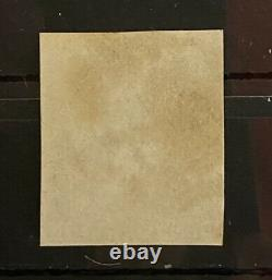 1840 Penny Black 1d Black Red MX Plate 2, 4 Margins Lettering PL