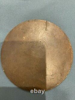 British WW1 Memorial Plaque Death Plaque Death Penny CASEY