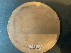 British WW1 Memorial Plaque Death Plaque Death Penny LLOYD Royal Navy