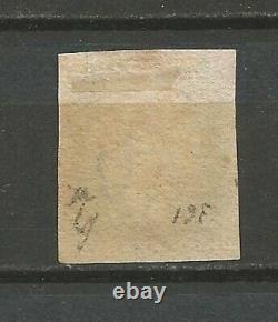 GB 1840 1d penny black 4 large margins superb H-F Victoria SG1 UK01