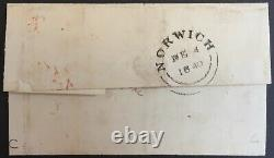 GB QV 1d BLACK Cover Sheet Penny Black Imperf Queen Victoria 1st first stamp