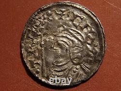 Great Britain. (1029-35) Cnut Short cross Penny. London Mint. EF