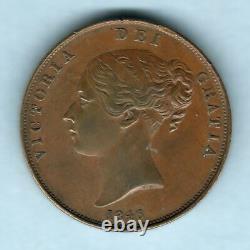 Great Britain. 1846 Victoria Penny. GEF/EF