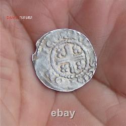 Hammered Henry II Short Cross Penny. SCBI 389 This Coin. Ex-Wainfleet Hoard