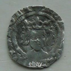 Hammered Medieval Silver Penny with Pellets, Unidentified possibly Irish