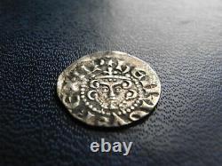 Henry III Silver Voided Long Cross Penny, Class 3b Oxford 1216-47