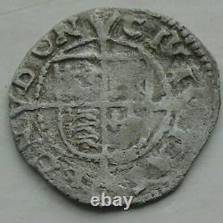 Henry VIII Posthumous Coinage Penny Hammered Silver, Tudor Tower Mint, S2417