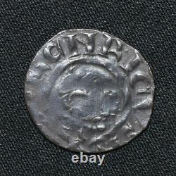 Richard I, 1189-99, Short Cross Penny, Stivene/London, Class 4a, S1348A, N968/1
