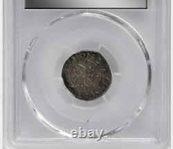 1072 1074 Grande-bretagne Penny Pcgs Vf 30, S-1253, Rare 2 Sceptres Variété