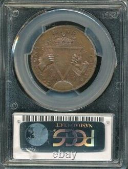 1795 Grande-bretagne Middlesex Dh-295 Half Penny Conder Token Pcgs Ms 64 Bn