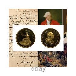 1799 Grande-bretagne Proof Half Penny Pcgs Pr65cam Rare Top Population Rare Coin