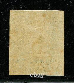1840 2 Penny Bleu Pâle Sg6 Catalogué £45,000