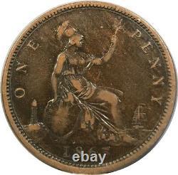 1865/3 Grande Bretagne Penny
