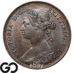 1877 Grande-bretagne 1/2 Penny, Grande-bretagne