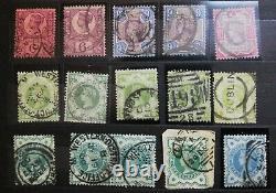 Briefmarken Großbritannien/encre De Grande-bretagne. (penny Black Excellent État)