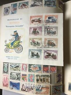 Collection Massive De Timbres. Red Penny. Questions Victorienne, Du Commonwealth, Du Monde