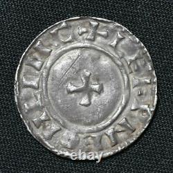Edward The Confesseur, 1042-66, Radiate Type Penny, Leofwine/lincoln, S1173, N816