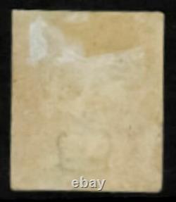 GB Qv Sg2 1d Penny Black Plate 8 Oj Fine Mint Gum Original Sgcv £16500 Scarce