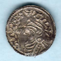 Grande Bretagne. (1029-1035) Cnut Penny Court Croix. Monnaie De Londres. Ef