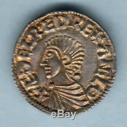 Grande Bretagne. (978-1016) Aethelred 11 Penny Cross Long. Winchester Mint Fem