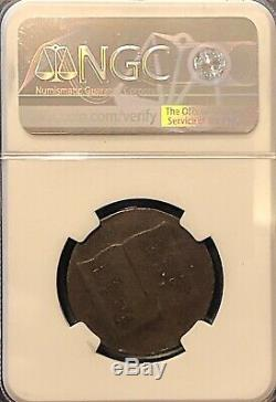Grande-bretagne 1793 1/2 Penny Le Wrongs De L'homme Thomas Paine Hanging Ngc 8.6g