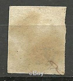 Grande-bretagne 1840, 1 Penny Black Scott # 1 Pos. Df