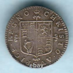 Grande-bretagne. Charles 11 (1662-85) Sans Date Penny. Numéro Frais. Gvf