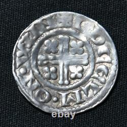 Henri II 1154-89, Short Cross Penny, Gocelm/winchester CL 1a4, Ex Mass & Sazama