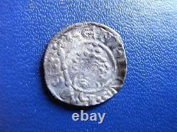 Henry II Croix Courte En Argent Penny 1180-89 Type 1b S. 1344 Londres