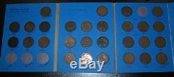 Lot De 13 Whitman Livre De Grande-bretagne Coins Pennies, Moitié Pennies, Farthings