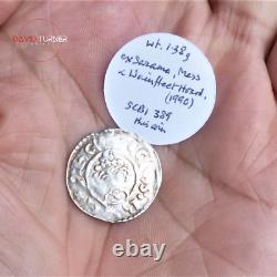 Martèle Henry II Court Cross Penny. Scbi 389 Cette Pièce. Ex-wainfleet Hoard