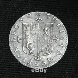 Non Daté (1660) Grande-bretagne, Charles Ii, Maundy Penny, S-3389