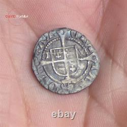 Penny D'argent Souverain Henry Viii, Thomas Wolsey