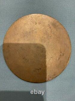 Plaque Commémorative Britannique Ww1 Death Plaque Death Penny Roberts Scottish Rif