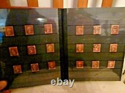 Prinz Westminster The Penny Red Plate Collection 159 Timbres