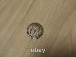 Rare Grande-bretagne Bronze Coin One Penny 1920