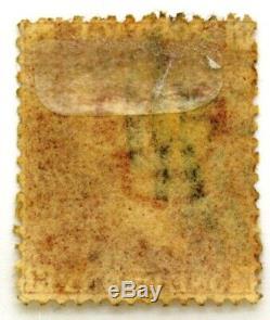 Sg43 1d Penny Red Utilisé (fu) Plaque De Tampon 225 10-3859-8515-47