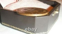 Très Rare One Penny Coin 1967 Elizabeth II Bon État